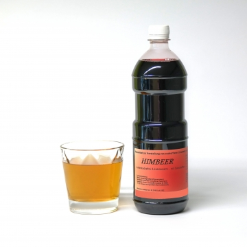 Sirup Himbeer
