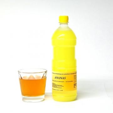 Sirup Ananas
